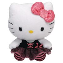 No Name - Hello Kitty - Peluche Hello Kitty Punk