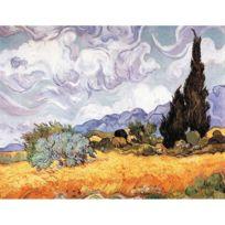 Blés D'art En Puzzle Bois 150 Jaunes Gogh Les PiècesVan T5K1Fu3lJc