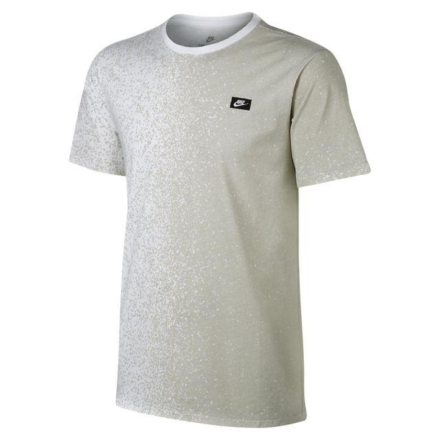 Nike Tee shirt Modern Blanc XL pas cher Achat Vente