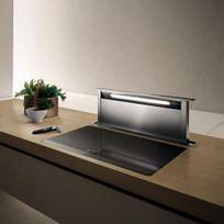 Elica - Hotte cuisine escamotable Adagio 90 cm