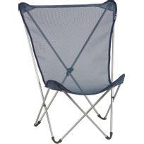 Lafuma Mobilier - Maxi Pop Up - Siège camping - Classic Batyline bleu