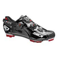 Sidi - Chaussures Vtt Drako Carbon noir, vernies