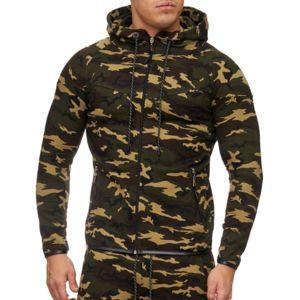Veste camouflage homme pas cher