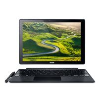 "ACER - Switch Alpha 12 SA5-271P - Intel Core i5-6200U 8 Go SSD 256 Go 12"" LED Tactile Wi-Fi AC/Bluetooth Webcam Windows 10 Professionnel 64 bits"