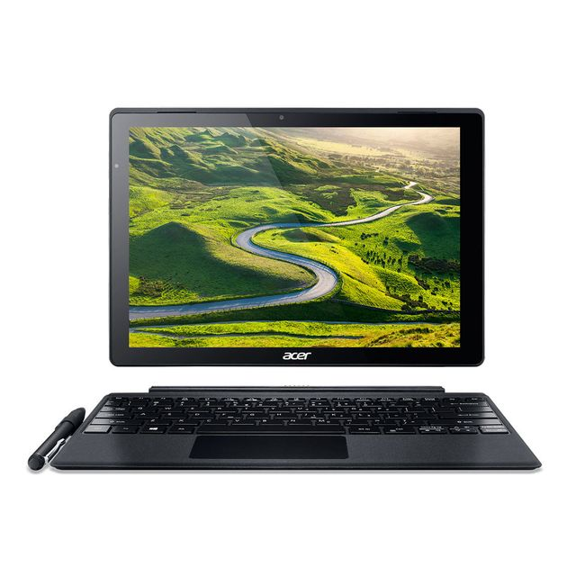 ACER Switch Alpha 12 SA5-271P - Intel Core i5-6200U 8 Go SSD 256 Go 12
