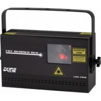 Dune - Laser Fat Beam Rouge 150 mW Las-fb/R Dmx