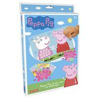 Lansay - Peppa Pig - Mosaique Peppa Pig