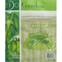 Salon de jardin vert - catalogue 2019 - [RueDuCommerce - Carrefour]