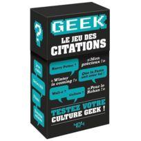 404 Editions - geek ; le jeu des citations