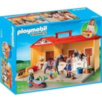Playmobil - Country - Ecurie transportable - 5348