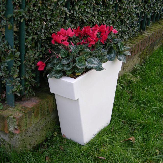 Slide - Il Vaso - Pot lumineux d'extérieur H75cm