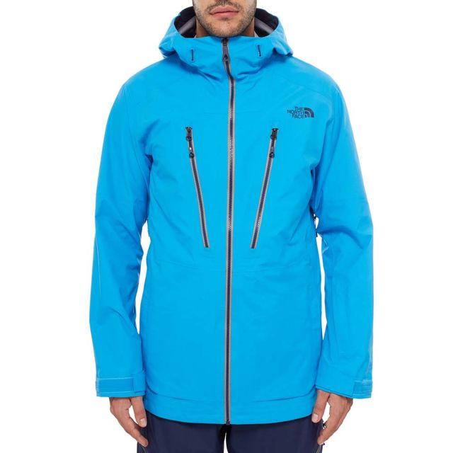 7089240c3215ff The north face - Veste de ski Gore-tex M Free Thinker Jacket Bleu - XL - pas  cher Achat   Vente Blouson de ski - RueDuCommerce