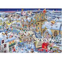 GIBSONS - Puzzle 1000 pièces - J'aime Noël