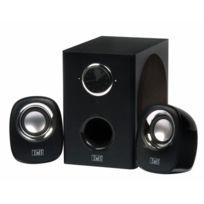 T'nB - enceintes 2.1 Mx Series noire Hpmx21BK