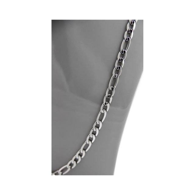 collier chaine homme pas cher