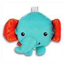 Mattel - Peluche Rigolote de la Jungle éléphant Bitsy