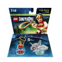 Warner Games - Figurine Lego Dimensions - Wonder Woman - Dc Comics