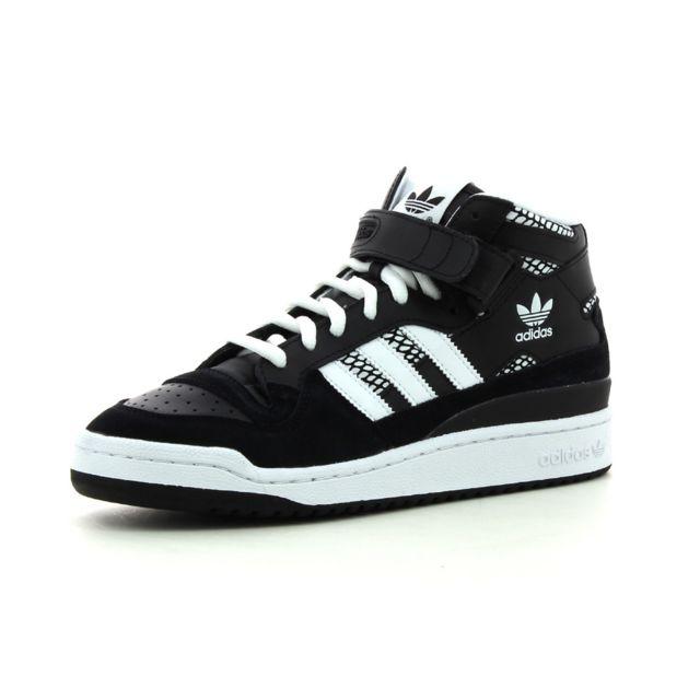 size 40 d2463 0b884 Adidas originals - Baskets montantes Forum Mid Rs - pas cher Achat   Vente  Baskets homme - RueDuCommerce