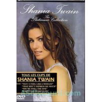 Universal Music S.A. - Shania Twain : The Platinium Collection - Dvd - Edition simple