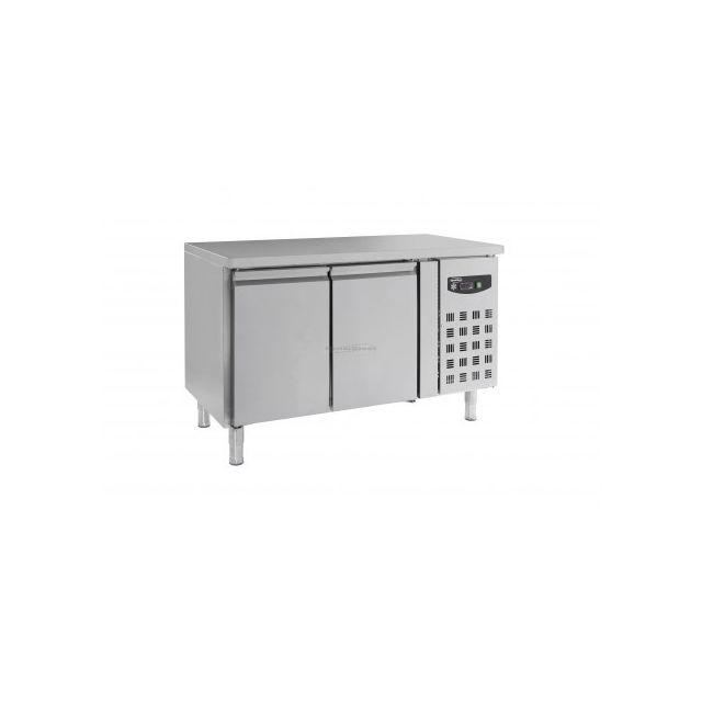 Combisteel Table réfrigérée positive Gn 1/1 - 2 portes 700
