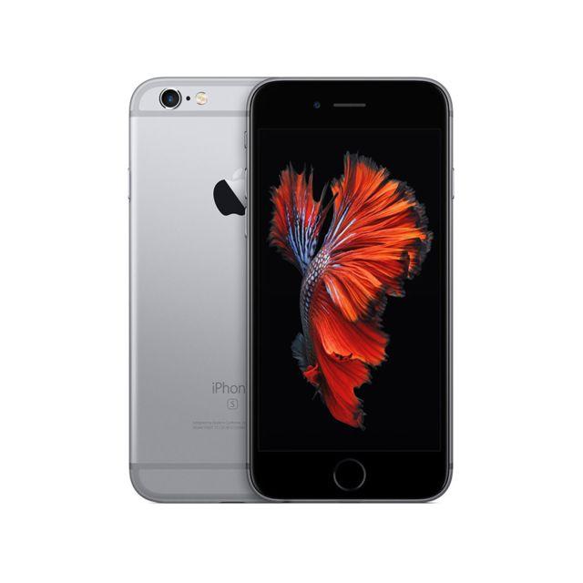 destockage apple iphone 6s plus 16 go gris sid ral pas cher achat vente smartphone. Black Bedroom Furniture Sets. Home Design Ideas