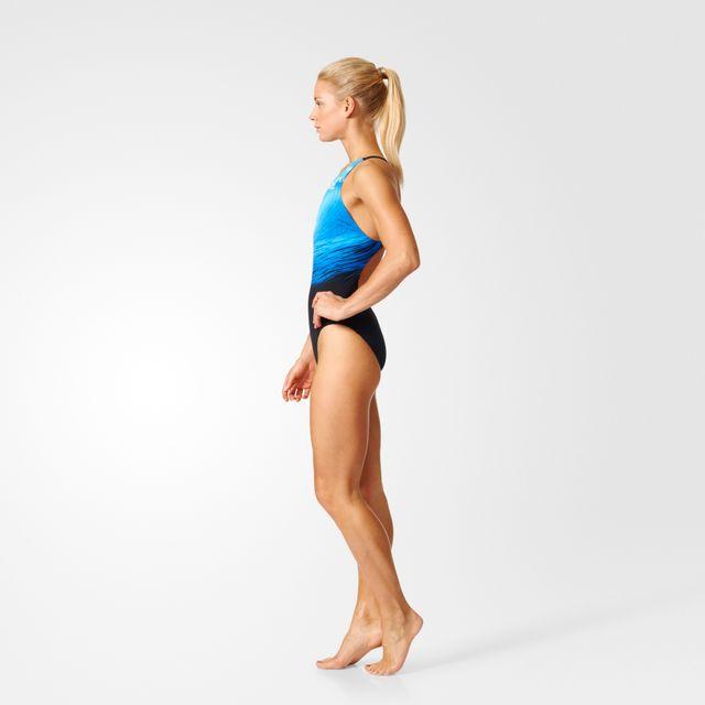 Adidas - Maillot de bain femme Infinitex+ Extreme Parley - pas cher Achat    Vente Maillots de bain - RueDuCommerce 5134462ca2c9
