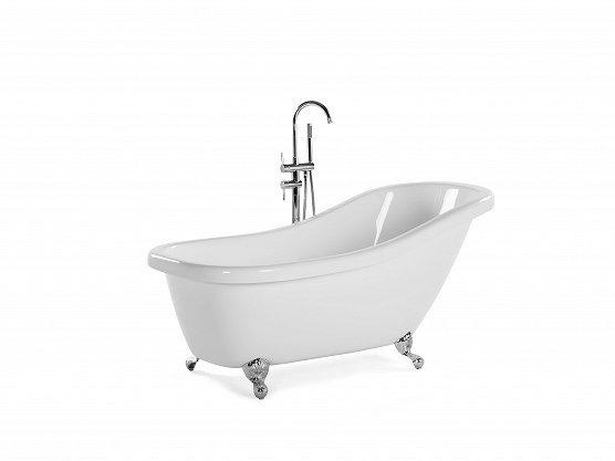 beliani baignoire elegant baignoir sur pied baignoire sur pieds baignoires pinterest beliani. Black Bedroom Furniture Sets. Home Design Ideas