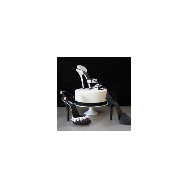 Cake Structure Kit complet pour escarpin 3D