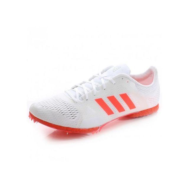 Adidas originals Chaussures Adizéro Middle Blanc Rouge
