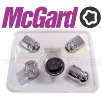 McGard - 4 Ecrous Antivol - 12x150 L29.9 Spheriques - Cle 19 - 2500SU - Spm