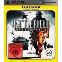 Electronic Arts - Battlefield - Bad Company 2 PLATINUM, IMPORT Allemand, JEU Ps3 Jeux Video Ps3