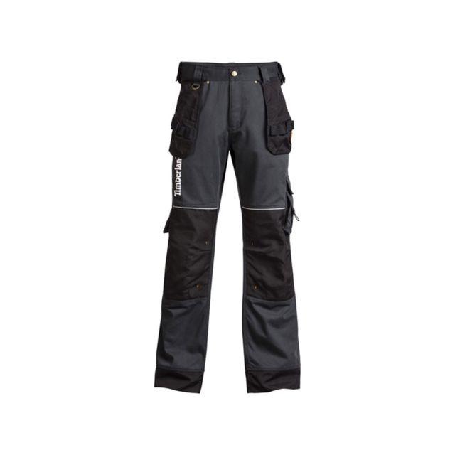49180a4f33c Timberland - Pantalon PRO® 614 Gris Foncé Taille XL 46S 4263614-XL 46S - pas  cher Achat   Vente Protections corps - RueDuCommerce