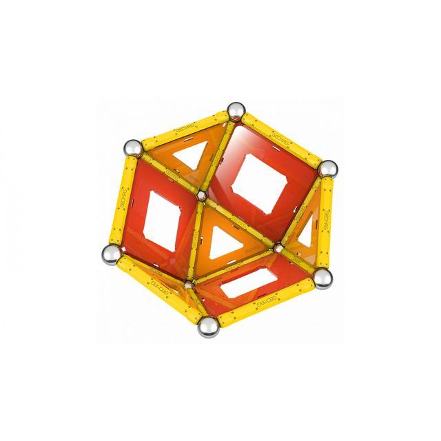GEOMAG Panels - 50 pcs - GMP004 Coffret GEOMAG Panels de 50 pièces.Avec ce coffret, tu pourras réaliser des constructions en 2D ou 3D avec des nouvelles couleurs.