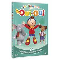 Dvd - Je Découvre Avec Oui-oui - Volume 6 - La Grande Aventure De L'amitié