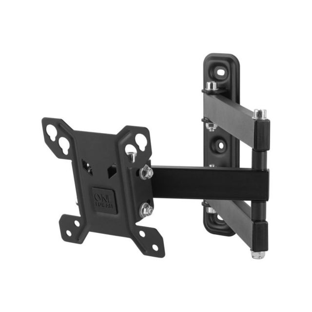 Oneforall one for all wm2151 support mural inclinable et orientable a 180 pour tv de 33 a - Support mural tv inclinable et orientable ...