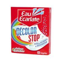Eau Ecarlate - Lingette Décolor'Stop - lot de 12