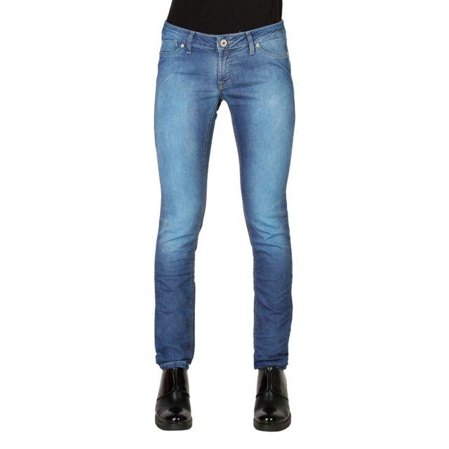 Slim Jeans Pas Femme Bleu Cher Buzzao Fit Shape Carrera Jean Awqx0Ffp5