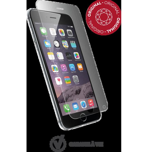 FORCE GLASS - Verre trempe iPhone 7 / 8 - Transparent