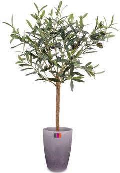 Artificielflower Olivier plant pot 60cm