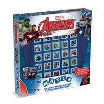 Winning Moves - Avengers - Match marvel