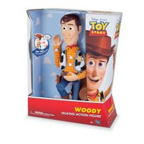 MTW TOYS - TOY STORY - Figurine Parlante Woody - 64071