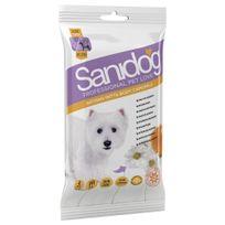 Sanicat - Sanidog - Gants Hygiéniques à la Camomille pour Chien