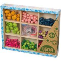 Lena - Perles En Bois