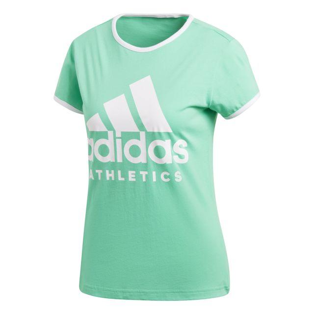 cheap for discount 77092 42fba Adidas - T-shirt femme adidas Sport Id