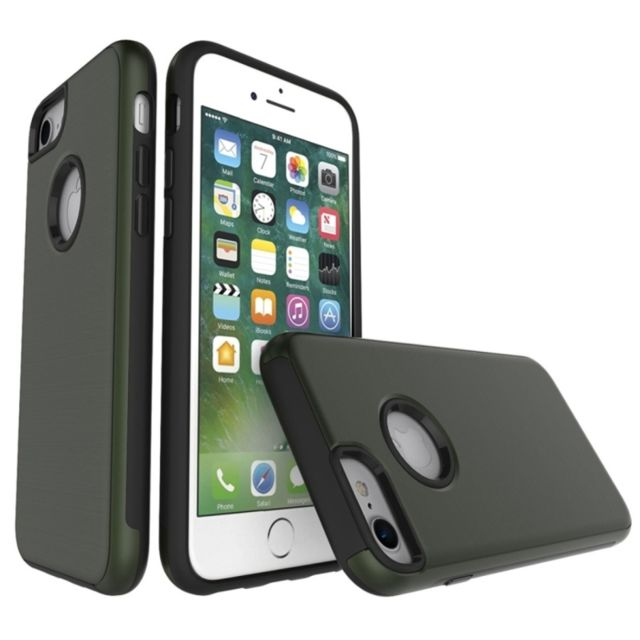 coque verte iphone 8
