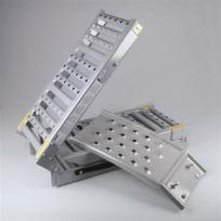 Cartrend - Unitec - Set de 2 rampes pliables 200x23cm