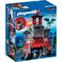 PLAYMOBIL - Citadelle secrète du Dragon - 5480