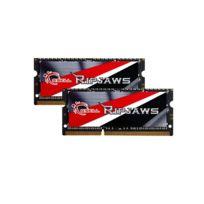 G.SKILL - Memoire kit de 2 barrettes portable Gskill Ripjaws SO-DIMM DDR3 PC3-14900 - 2 x 8 Go 16Go, 1866 Mhz - CAS 11