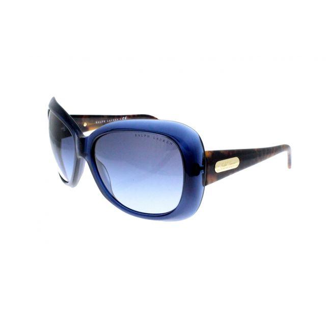Ralph Lauren - Rl8076 5276 8F - Lunettes de soleil femme Bleu - pas cher  Achat   Vente Lunettes Tendance - RueDuCommerce f01b32d34fcd