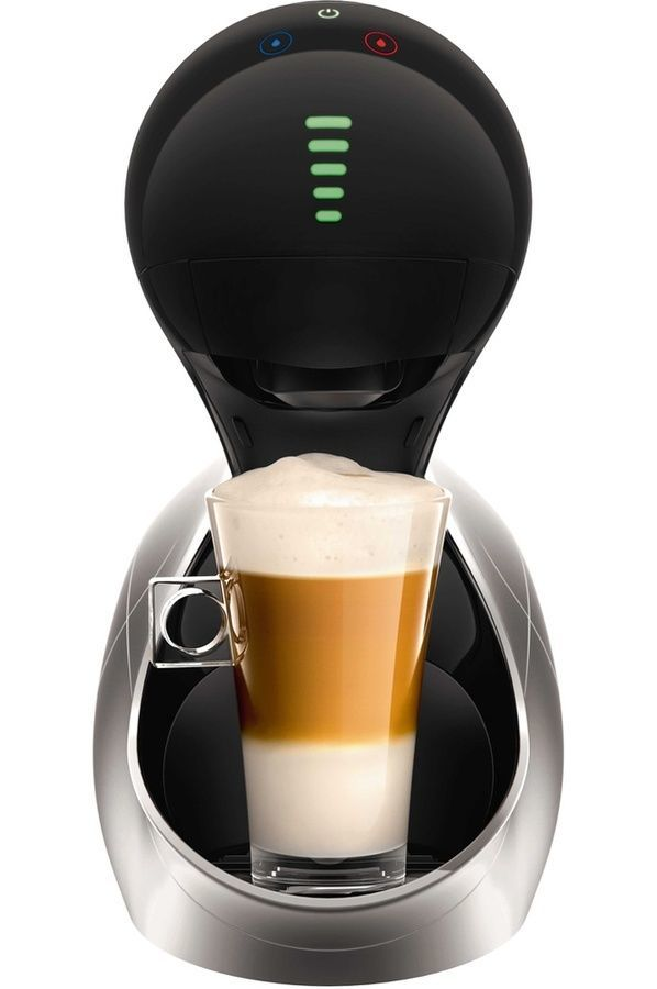 Machine à capsules Dolce Gusto Movenza - YY2768FD - Silver